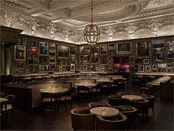 Berners Tavern - Jason Atherton's all day hotel restaurant