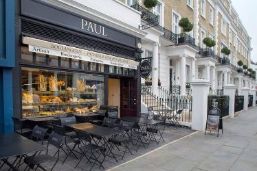 Paul bakery is back - with 10 shops opening for takeaway and delivery across London
