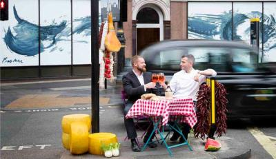 Bocca di Lupo owners reveal details of Vico street food restaurant at Cambridge Circus