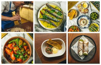 Ben Tish launches Norma at home, which brings the restaurant (including the staff) to you