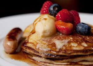 Where to eat pancakes in London for Shrove Tuesday and all year round