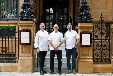 Galvin brothers to open Galvin Bar & Grill at the Kimpton Fitzroy on Russell Square