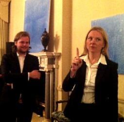 Swedish Ambassador hosts Faviken book launch