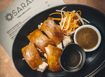 Sarap is opening its first standalone Filipino residency in Brixton