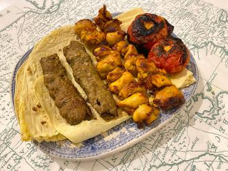 Test Driving Berenjak Bazaar - next level kebabs and mezze for your summer BBQ
