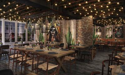 Los Mochis brings a Mexican/Japanese mash-up to Notting Hill