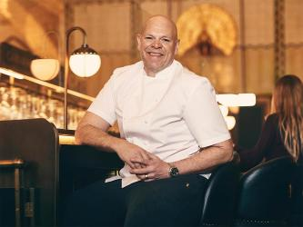 Tom Kerridge is opening a Fish & Chips restaurant at Harrods, with lobster thermidor-topped chips