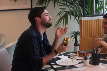 Jack Whitehall is bringing a decadent Foodslut residency to Tower Bridge
