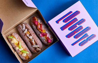 Longboys are bringing their doughnuts to King's Cross