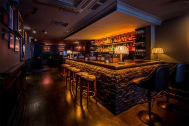 Louche is a new late night bar for Soho, with its eye on Soho's past