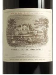 Château Lafite for a fiver at the Laithwaites Lucky Dip