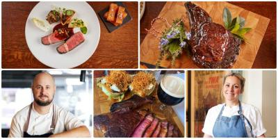 Top chefs cook up an Irish feast for St Patrick's Day