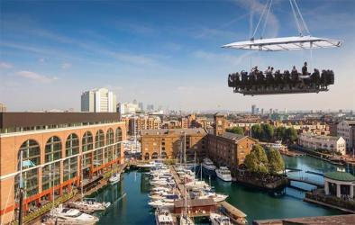 The restaurant in the sky is back, with Dan Doherty, Tom Aikens and more