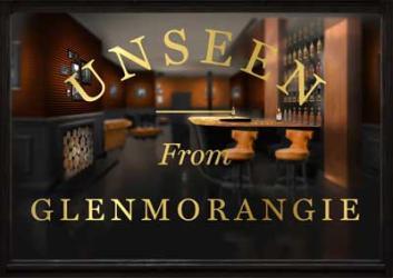 The Glenmorangie Unseen Bar pops up in Soho