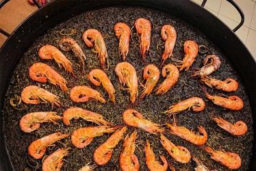 Paella Shack lands on Highbury's Blackstock Road - with paellas, tapas and more