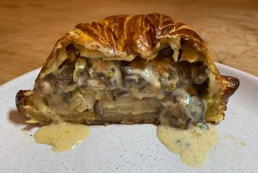 Levan at Home Test Drive - delivering one of the best pies in London