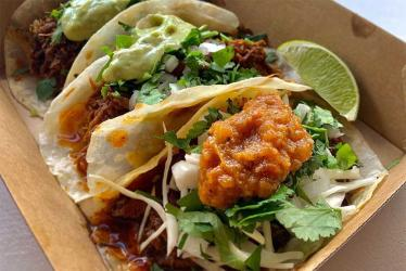 Sonora Taqueria is the new Netil Market place from the Pollo Feliz folk