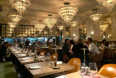 Test Driving Sucre & Abajo - the hot new Latin American bar and restaurant in Soho