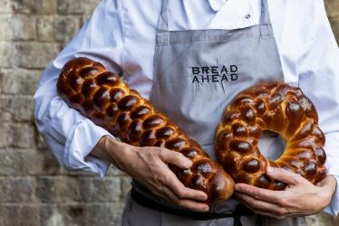Bread Ahead pops up at Southwark Cathedral