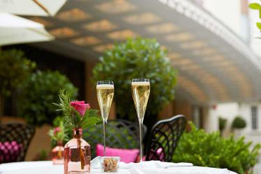 The Dorchester unveils plans for a new roof terrace restaurant