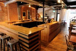 Workshop Clerkenwell opens for evening meals and bar snacks
