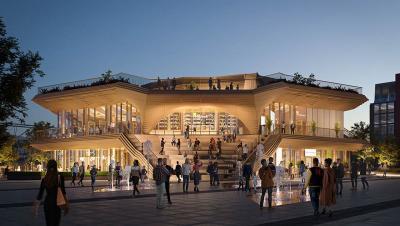 D&D's Stratford restaurant will be Haugen at The Pavilion