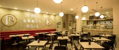 Selfridges' Brass Rail reopens with a new look and menu