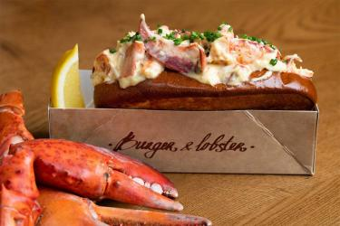 Burger & Lobster returns for delivery