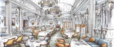 The revamped Lanesborough gets a new French restaurant, Celeste