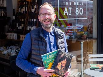 Stroud Green deli pays tribute by renaming itself for Delia Smith's 80th birthday