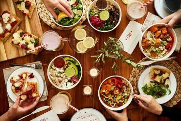 Pret start delivering dinner to your door across London this week