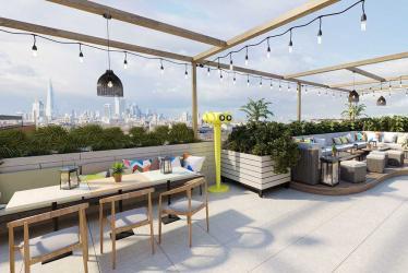 Skylight Peckham adds to Peckham's buzzing rooftop bar scene