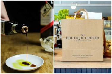 The Boutique Grocer opens its luxury store and food hall in Islington Square
