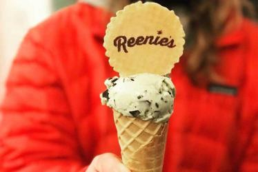 Reenie's ice-cream parlour opens in Primrose Hill