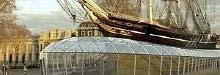 Where's good to eat if you're visiting The Cutty Sark in Greenwich
