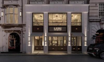 Il Borro Tuscan Bistro replaces Nobu Berkeley Street