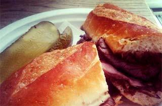 London French Dip stall launches at Brixton Market