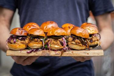 Pitt Cue Co are back with a 10th birthday pork slider kit and more