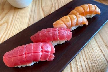 Test Driving Sumi - superlative sushi in Notting Hill