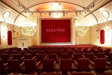 The Electric in Notting Hill launches Edible Cinema