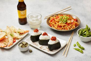 Marugame Udon comes to the O2, their second London restaurant in a couple of months