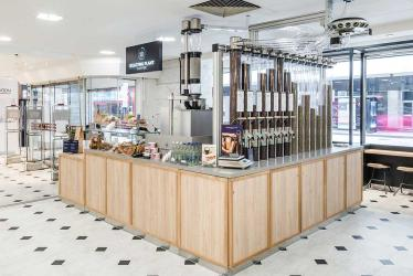 Selfridges' new Roasting Plant roastery aims to serve Londoners their freshest cup of coffee