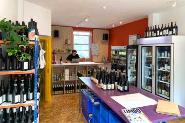 Shop Cuvee wine shop and deli is opening on Blackstock Road