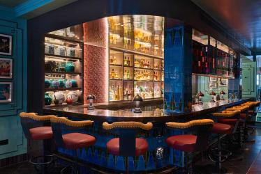 Beaverbrook Town House opens on Sloane Street with a sushi restaurant and Art Deco bar