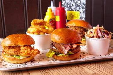 Slow-cooked meats in buns for Hackney as Bunsmiths take over at the Sebright Arms