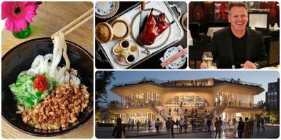 New London restaurants opening in September 2021