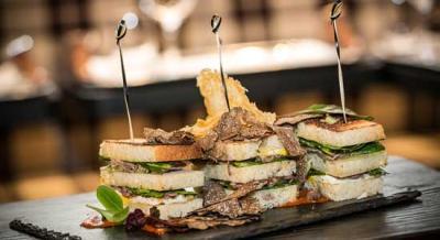Harrods launching Italian truffle lounge Tartufi and Friends with a £75 burger