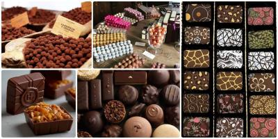 The best places delivering chocolate in London