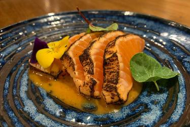 Test Driving Hot Stone Fitzrovia - DIY steaks, top level sushi and more