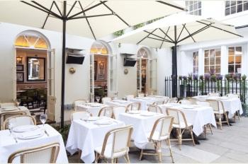 New alfresco spots in London for 2014